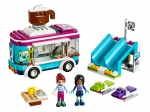 LEGO® Friends Snow Resort Hot Chocolate Van (41319-1) released in (2017) - Image: 1