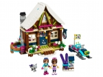 LEGO® Friends Snow Resort Chalet (41323) released in (2017) - Image: 1