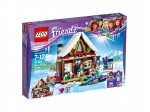 LEGO® Friends Snow Resort Chalet (41323) released in (2017) - Image: 2