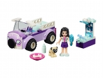 LEGO® Friends Emmas mobile Tierarztpraxis (41360-1) erschienen in (2018) - Bild: 1