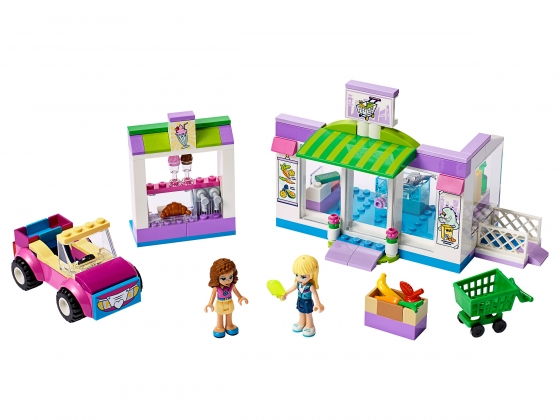 LEGO® Friends Heartlake City Supermarket (41362-1) released in (2019) - Image: 1