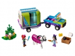 LEGO® Friends Mia's Horse Trailer (41371-1) released in (2019) - Image: 1