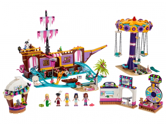 LEGO® Friends Heartlake City Amusement Pier (41375-1) released in (2019) - Image: 1