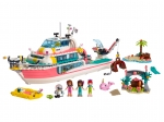 LEGO® Friends Rescue Mission Boat (41381-1) released in (2019) - Image: 1