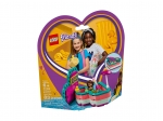 LEGO® Friends Andrea's Summer Heart Box (41384) released in (2019) - Image: 2