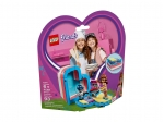 LEGO® Friends Olivia's Summer Heart Box (41387-1) released in (2019) - Image: 2