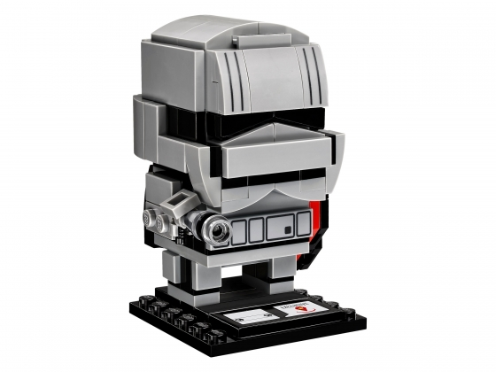 LEGO® BrickHeadz Captain Phasma™ (41486-1) erschienen in (2018) - Bild: 1