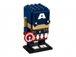 LEGO® BrickHeadz Captain America (41589-1) released in (2017) - Image: 1