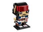LEGO® BrickHeadz Captain Jack Sparrow (41593-1) released in (2017) - Image: 1