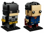 LEGO® BrickHeadz Tactical Batman™ & Superman™ (41610-1) erschienen in (2018) - Bild: 1