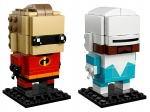 LEGO® BrickHeadz Mr. Incredible und Frozone (41613-1) erschienen in (2018) - Bild: 1
