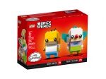 LEGO® BrickHeadz Homer Simpson und Krusty der Clown (41632-1) erschienen in (2018) - Bild: 2