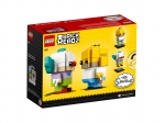LEGO® BrickHeadz Homer Simpson und Krusty der Clown (41632-1) erschienen in (2018) - Bild: 3