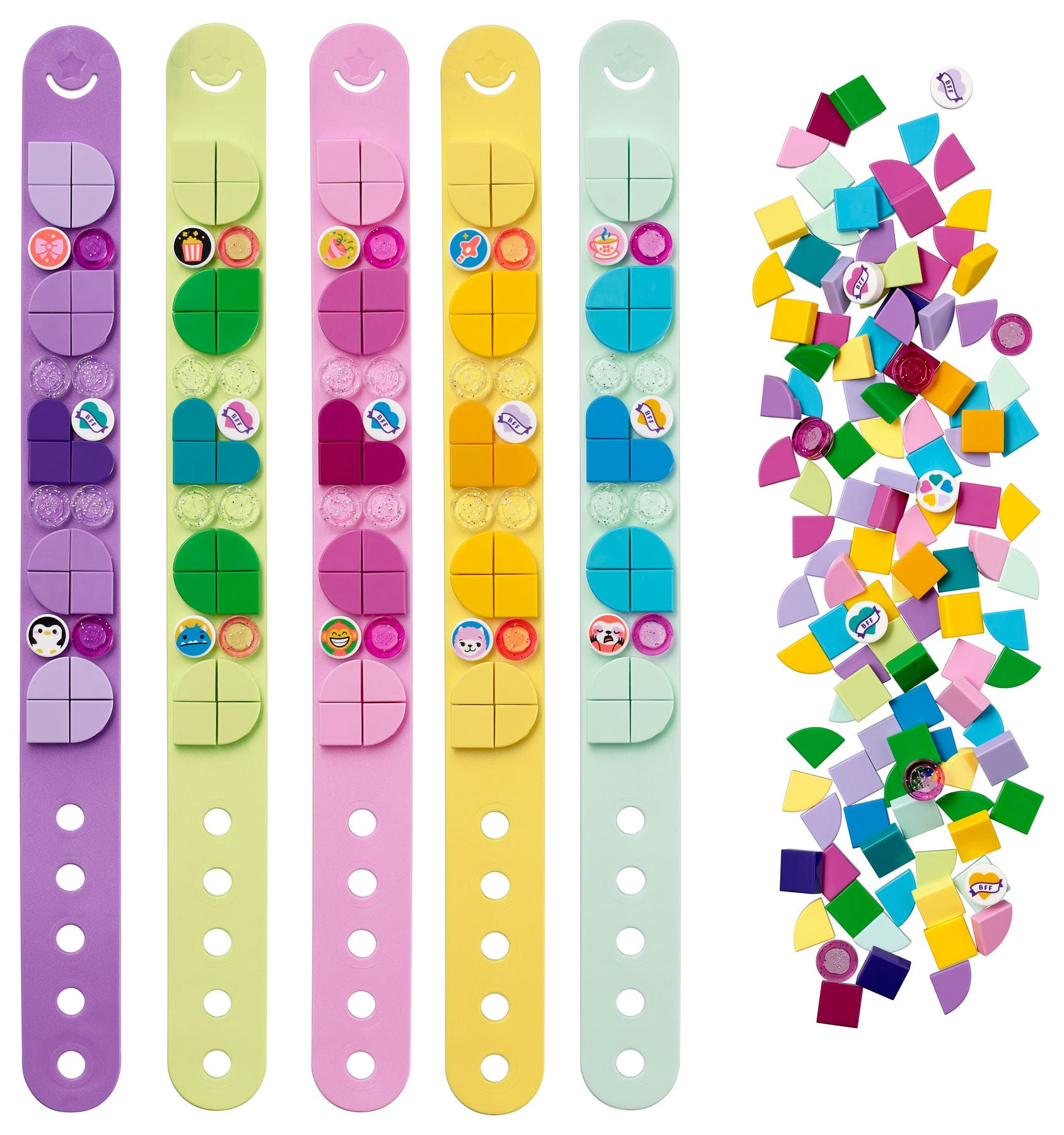 LEGO DOTS Bracelet Mega Pack 41913 Craft Set