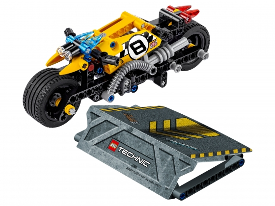 LEGO® Technic Stunt Bike (42058-1) released in (2016) - Image: 1