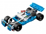 LEGO® Technic Police Pursuit (42091-1) released in (2018) - Image: 1