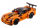 LEGO® Technic Chevrolet Corvette ZR1 (42093-1) erschienen in (2018) - Bild: 1
