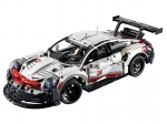 LEGO® Technic Porsche 911 RSR (42096-1) released in (2018) - Image: 1