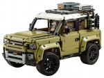 LEGO® Technic Land Rover Defender (42110) released in (2019) - Image: 1