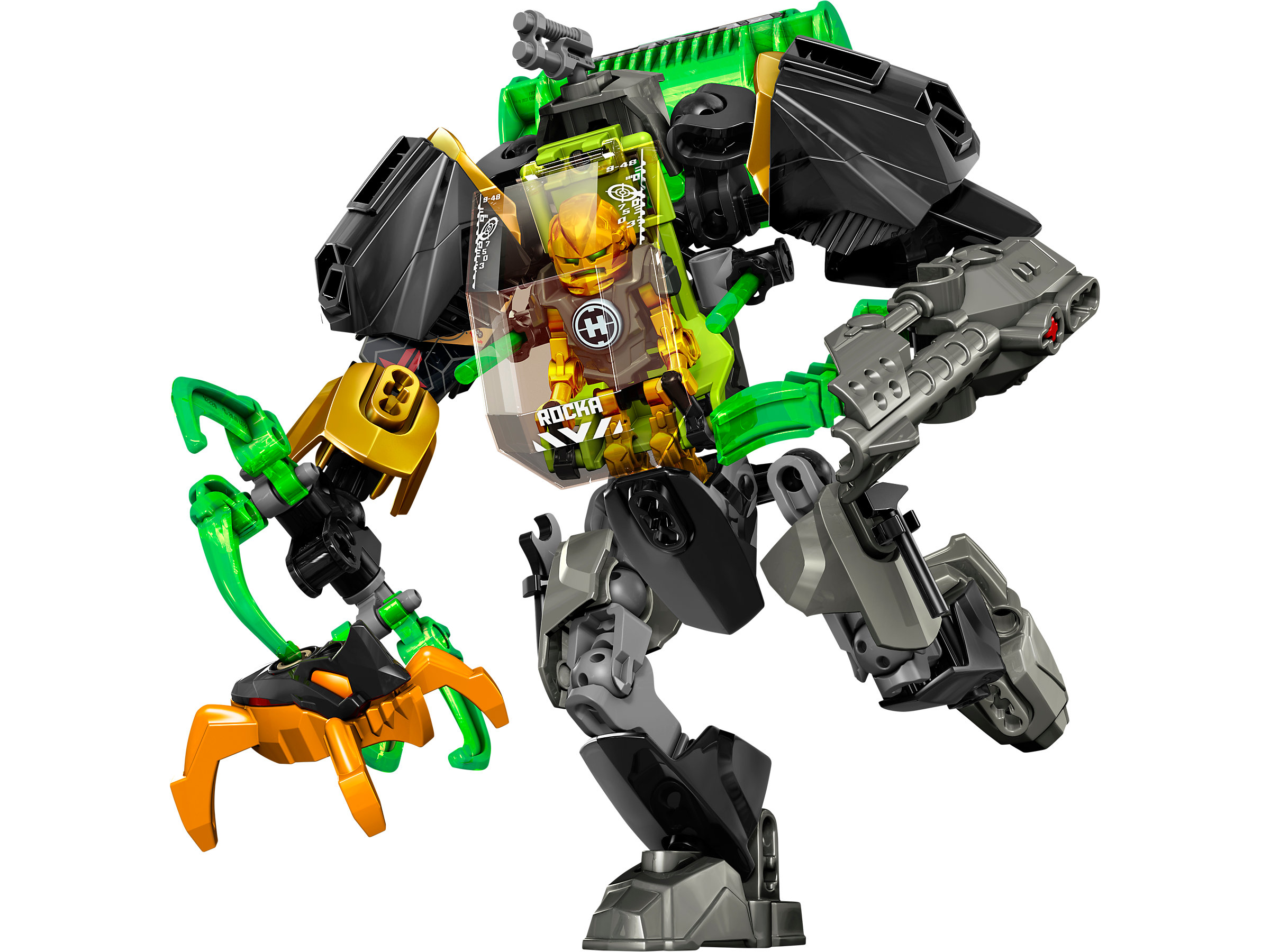 Rocka Stealth Machine 44019 1