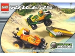 LEGO® Racers Maverick Sprinter & Hot Arrow (4594-1) erschienen in (2002) - Bild: 1