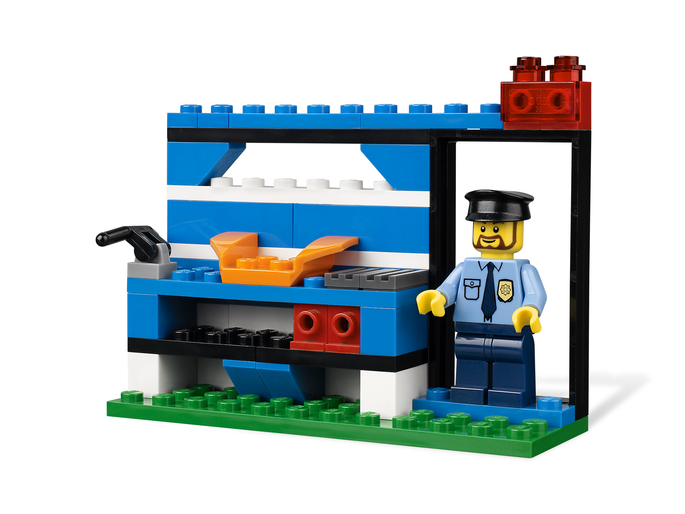 LEGO® Creator Police Building Set (4636)