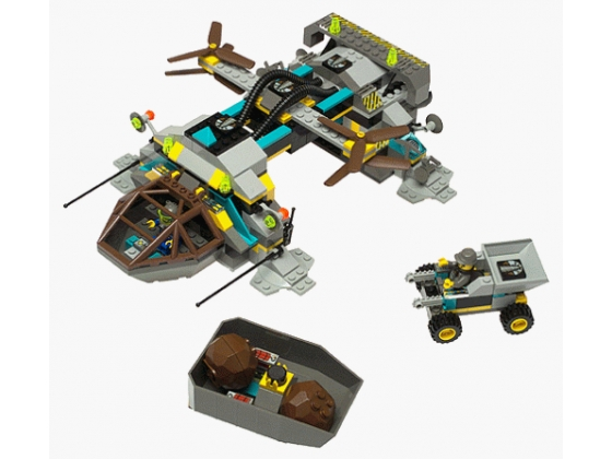 LEGO® Theme: Rock Raiders | Sets: 18