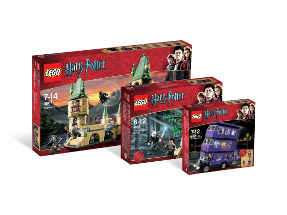 LEGO® Theme: Harry Potter | Sets: 67