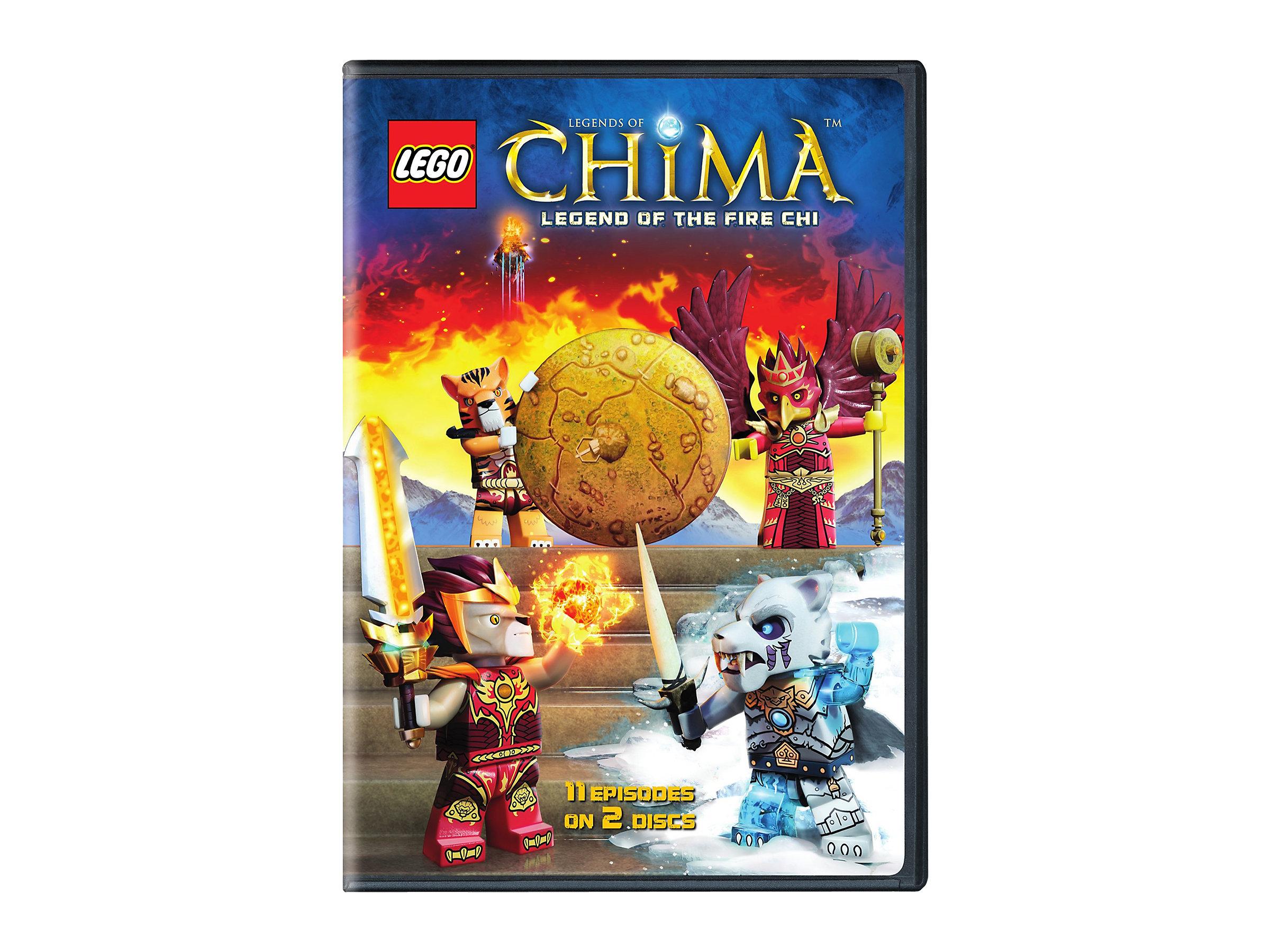 Legends of chima legend of the fire chi season 2 part 2 - Legende de chima saison 2 ...