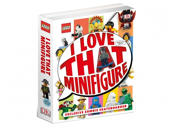 LEGO® 4 Juniors I Love That Minifigure (5004907-1) released in (2015) - Image: 1
