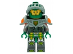 LEGO® Gear NEXO KNIGHTS™ Aaron Minifigure Alarm Clock (5005113-1) released in (2016) - Image: 1