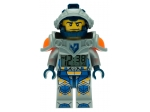 LEGO® Gear NEXO KNIGHTS™ Clay Minifigure Alarm Clock (5005115-1) released in (2016) - Image: 1