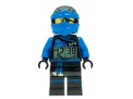 LEGO® Gear NINJAGO™ Sky Pirates Jay Minifigure Alarm Clock (5005117-1) released in (2016) - Image: 1