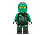 LEGO® Gear NINJAGO™ Sky Pirates Lloyd Minifigure Alarm Clock (5005118-1) released in (2016) - Image: 1