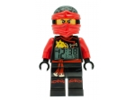 LEGO® Gear NINJAGO™ Sky Pirates Kai Minifigure Alarm Clock (5005121-1) released in (2016) - Image: 1