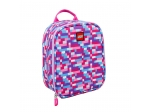 LEGO® 4 Juniors LEGO® Pink/Purple Brick Print Lunch Bag (5005354-1) released in (2017) - Image: 1