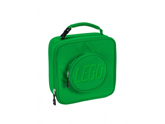 LEGO® Gear LEGO® Brick Lunch Bag – Green (5005519) released in (2018) - Image: 1
