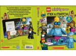 LEGO® Books LEGO® Minifiguren: Mix & Match (5005606-1) erschienen in (2018) - Bild: 1