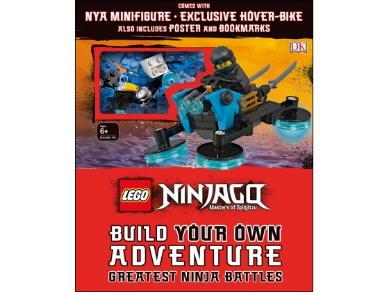 LEGO® Books LEGO® NINJAGO® Build Your Own Adventure: Greatest Ninja Battles (5005656-1) released in (2019) - Image: 1