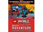 LEGO® Books LEGO® NINJAGO® Build Your Own Adventure: Greatest Ninja Battles (5005656-1) erschienen in (2019) - Bild: 1