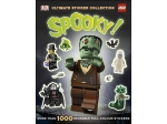 LEGO® Seasonal LEGO® Spooky! Ultimate Sticker Collection (5005664-1) released in (2018) - Image: 1
