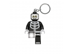 LEGO® Gear LEGO® Skeleton Key-Chain with light (5005668-1) released in (2019) - Image: 1