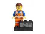LEGO® Gear THE LEGO® MOVIE 2™ Emmet Alarm Clock (5005698-1) released in (2019) - Image: 1