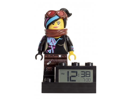 LEGO® 4 Juniors THE LEGO® MOVIE 2™ Wyldstyle alarm clock (5005699-1) released in (2019) - Image: 1