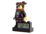 LEGO® 4 Juniors THE LEGO® MOVIE 2™ Wyldstyle alarm clock (5005699-1) released in (2019) - Image: 2
