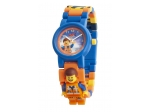 LEGO® Gear THE LEGO® MOVIE 2™ Minifiguren-Armbanduhr Emmet (5005700) erschienen in (2019) - Bild: 1
