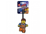 LEGO® Gear THE LEGO® MOVIE 2™ Emmet-Gepäckanhänger (5005734) erschienen in (2019) - Bild: 1