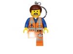 LEGO® Gear THE LEGO® MOVIE 2™ Emmet-Key chain with light (5005740-1) released in (2019) - Image: 1