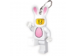 LEGO® Gear LEGO® Rabbit-Man Key-Chain with light (5005757) released in (2019) - Image: 1