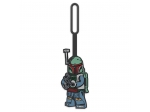LEGO® Gear Boba Fett™ Bag Tag (5005818-1) released in (2019) - Image: 1